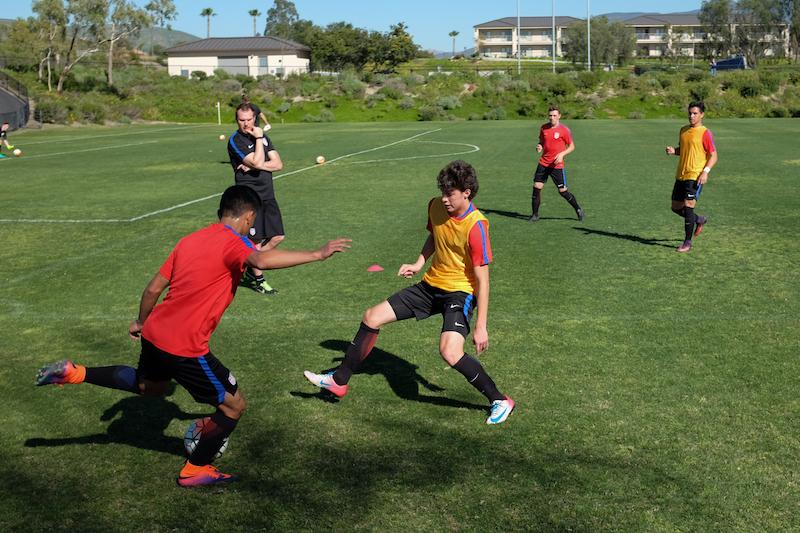 U15BNT Training Chula Vista