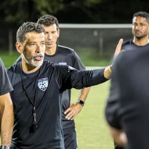 Coaching Education Night with WFC Technical Director, Luis Mendoza