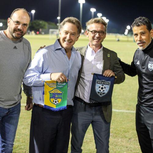 Weston FC Announces Strategic Alliance with Brazilian Soccer Training Center
