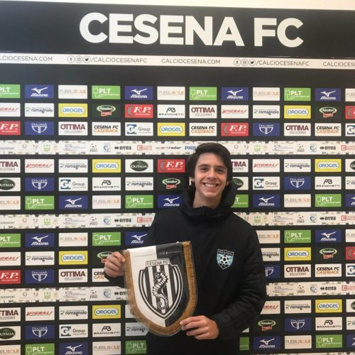 Alejandro Nasato Travels to Italy for a Tryout with Cesena FC