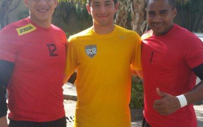 David Pernia Selected for Nicaragua U21