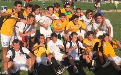 U15/16 Academy Hosts MLS Side Chicago Fire
