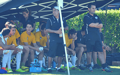 Victor Pastora Receives DA Coach of the Year Honors